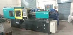 Horizontal Screw Type Injection Moulding - TS 120