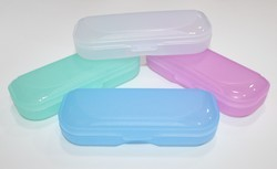 Eyeware plastic spectacle cases