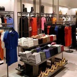 Garment Hanging Display Stand