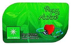 Bio Energy Nano Health Card