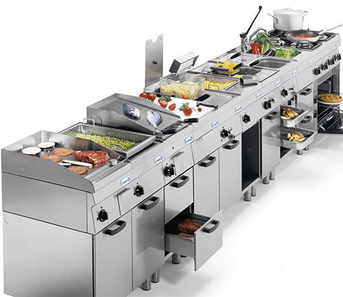 Commercial Kitchen Equipments: Restaurant Kitchen Equipment Manufacturer From New Delhi