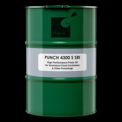 Punch 4300 S PRESSING OIL