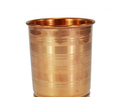 Cop981158ay 1 Pcs Pure Copper Handmade Ayurveda Glass Cup