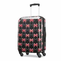 416569af7f American Tourister Tribus 20 Inch Spinner Luggage Bag (Red ...