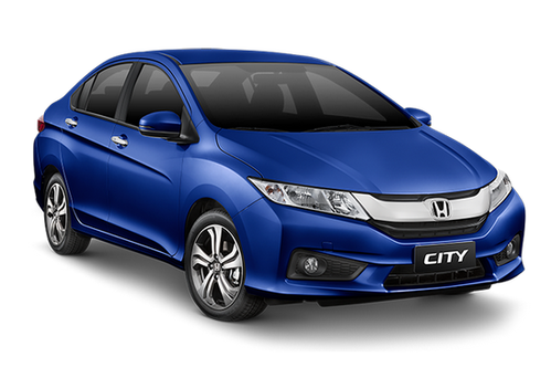 Honda City Car Rental Services