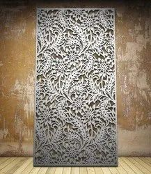 Stainless Steel Door Cutting Services