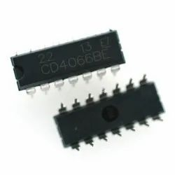 CD4066BE Integrated Circuits