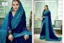 Kalista Fashions Nithya Jeni Silk And Sana Silk Saree Catalog Collection