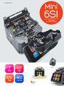 Optical Fiber Splicing Machine, Model No.: Mini 6si