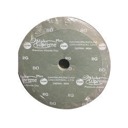 Alpha IDC ALO Resin Sander Disc