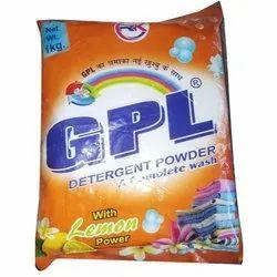 GPL Detergent Powder, Packaging Type: Packet