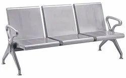 Three Waiting Chairs