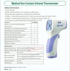 Video Infra Red Thermometer