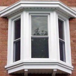 UPVC Bay Window, Width : 4 to 5 feet