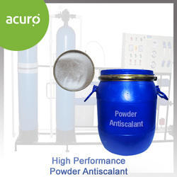 High Performance Powder Antiscalant