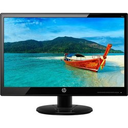 HP LED Monitor, Screen Size: 19