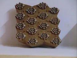 Indian Wooden Printing Blocks
