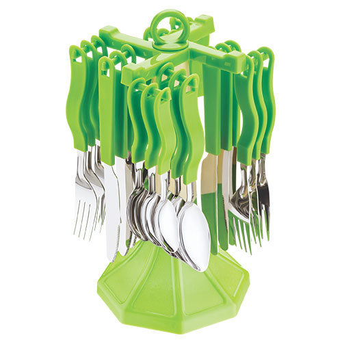 National Plastic Excellent Cutlery Set, for Restaurant