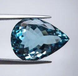 Aquamarine Gemstone For Pendant