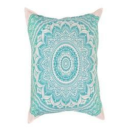 Green Ombre Cushion Cover