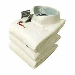 Cotton Medium And Large Designer Casual Shirt