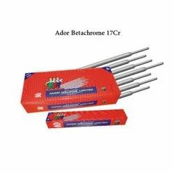 Betachrome 17Cr Ferritic Stainless Steel Electrode
