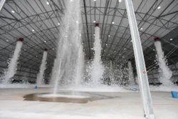 Dancing Foam Fountain