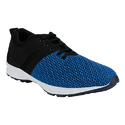 Blue Black Sports Shoes