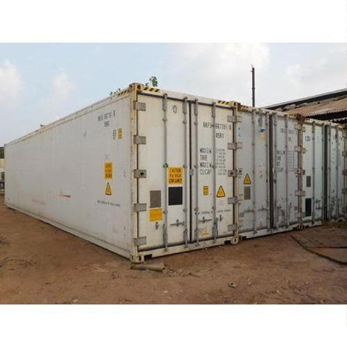 Shipping Containers - 40 Feet GP Container Manufacturer from Chennai