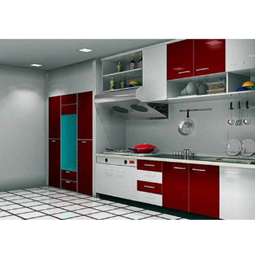 Straight Modular Kitchen At Rs 150000 Unit Cabinets Designing Services Kitchen Cabinet Service Contemporary Modular Kitchen Modern Kitchens Modular Kitchen Furniture More Space Interiors Mumbai Id 20075426555