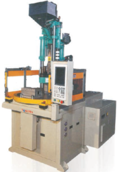 Vertical thermoset Injection Moulding Machine