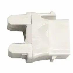 White Dax CAT 6 Module