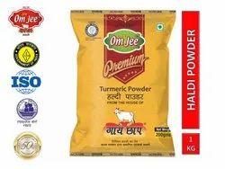OmJee GaiChhap Turmeric/Haldi Powder 1 Kg Premium