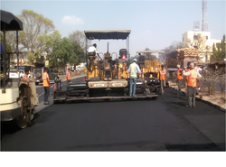 Bituminous Road Construction Service, Bangalore, Hosur