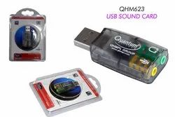 Quantum USB Sound Card QHM623