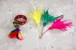 Colourful Stylish Far Tassel