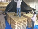 Ispm-15 Pallet Fumigation Service, In Mumbai