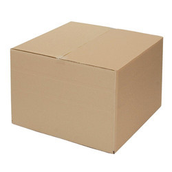 Plain Carton Corrugated Box