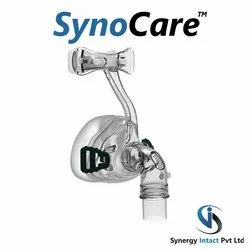Synergy Intact Plastic CPAP Nasal Mask for Hospital