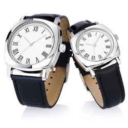 Leather Wrist Watch