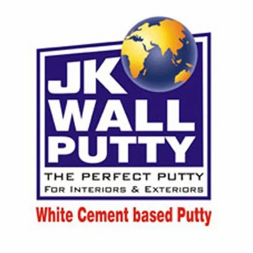 JK Wall Putty White Cement Based Putty