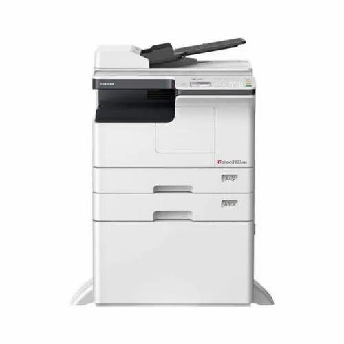 Toshiba 2803A Photocopy Machine, 2803am, Memory Size: 512mb