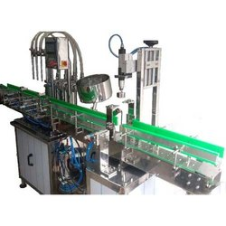 Milk Bottle Filling Machine With Batch Coding