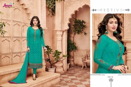 e0a86b7fc01 Star Brasso Semi Stitched Suits at Rs 1500  pair