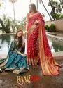 Shangrila Raagsutra Silk Saree Catalog Collection at Textile Mall