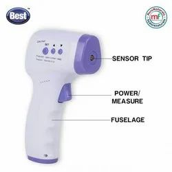 Best Care Touch less Forehead Infrared Thermometer byPureNaturals