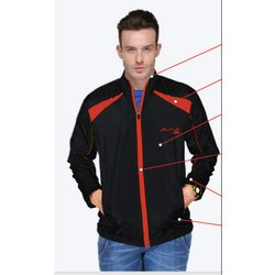 Full Sleeve Cotton Mens Designer Jacket