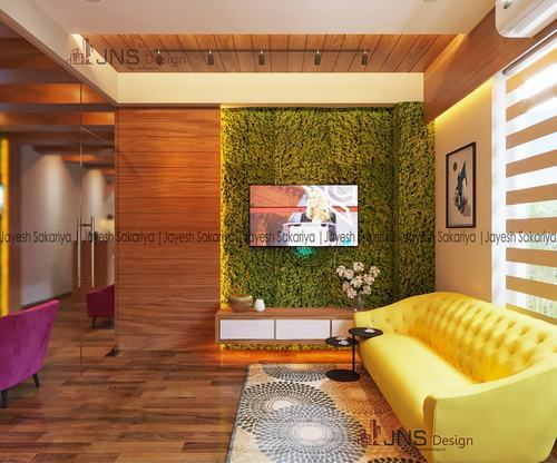 Office Interiors Projects Size 600 Sq Ft Rs 200 Square Feet S Jns Design Id 11164214273