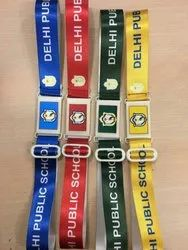 Multi Color School Belt