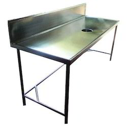 Dish Landing Table